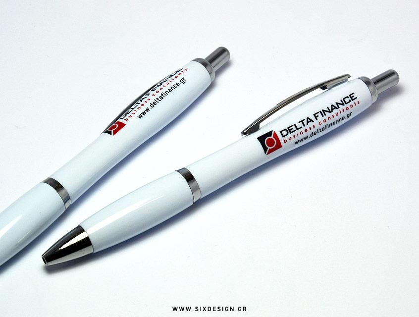 8133d0f0746e Διαφημιστικά Στυλό με εκτύπωση το λογότυπο σας- SixDesign.gr