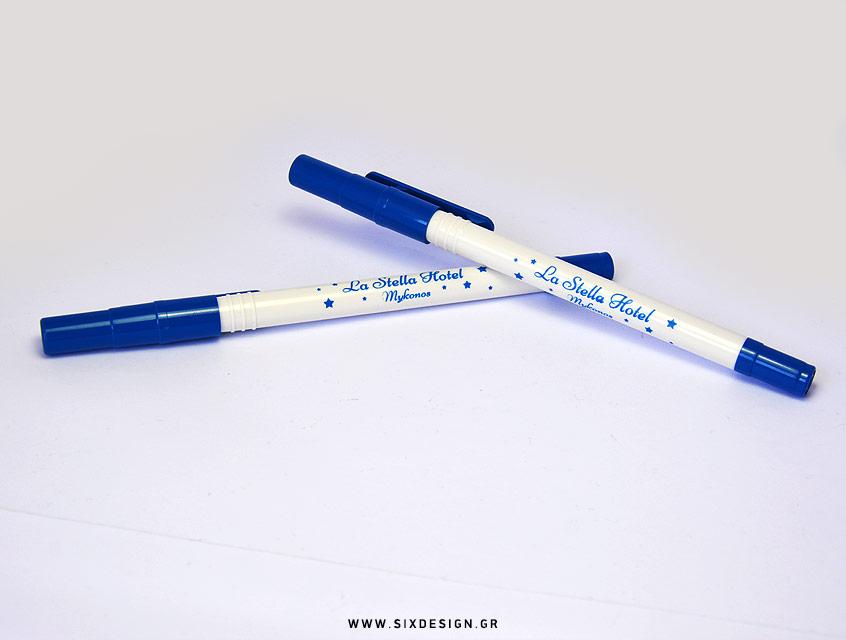 Διαφημιστικά Στυλό με το λογότυπό σας