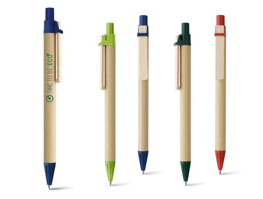 οικολογικά στυλό με εκτύπωση