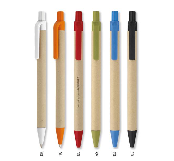 Διαφημιστικά Οικολογικά Στυλό με εκτύπωση