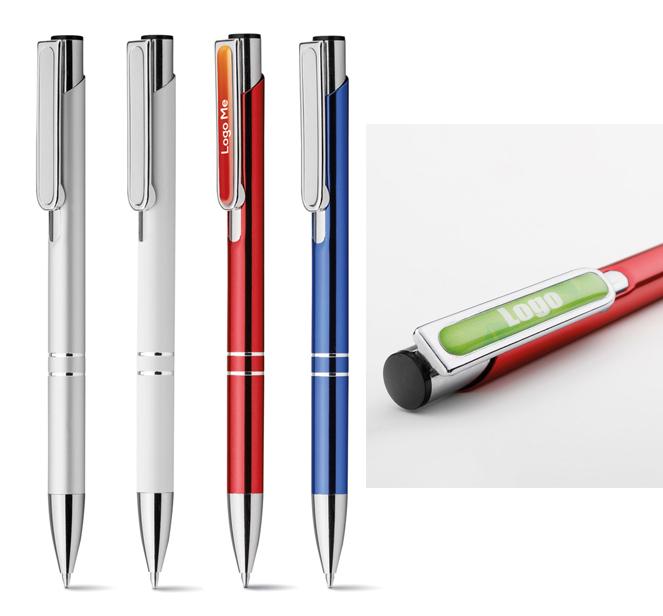 Διαφημιστικά Μεταλλικά Στυλό HM12514. Στυλό με εκτύπωση. Διαφημιστικά Δώρα.