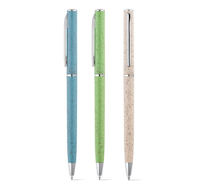 Διαφημιστικά Οικολογικά Στυλό H81203 με εκτύπωση. Εταιρικά δώρα.
