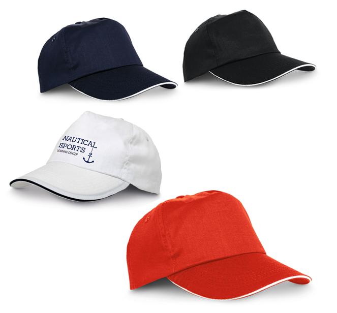 Διαφημιστικά Καπέλα Κ99568 με εκτύπωση