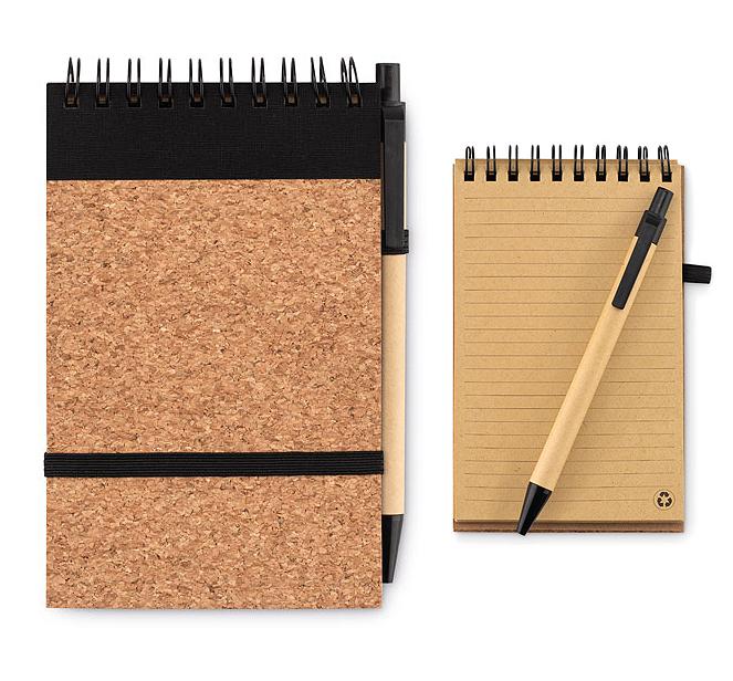 Εταιρικά Σημειωματάρια NT9857. Σημειωματάρια με εκτύπωση