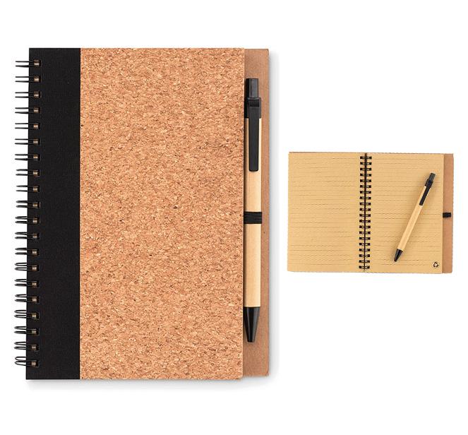 Εταιρικά Σημειωματάρια NT9859. Σημειωματάρια με εκτύπωση