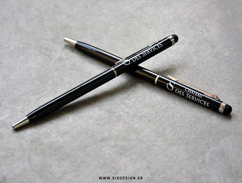 Διαφημιστικά Μεταλλικά Στυλό